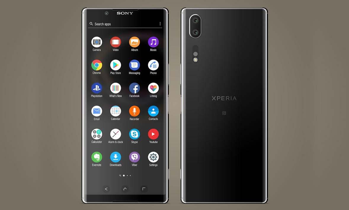 Parece que Sony se prepara para dar una vuelta de tuerca al diseño de sus Xperia en la próxima generación que se anunciará a finales de febrero.