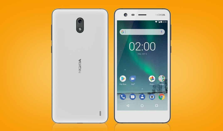 El Nokia 2 será un terminal muy básico pero de bonito diseño y excepcional autonomía