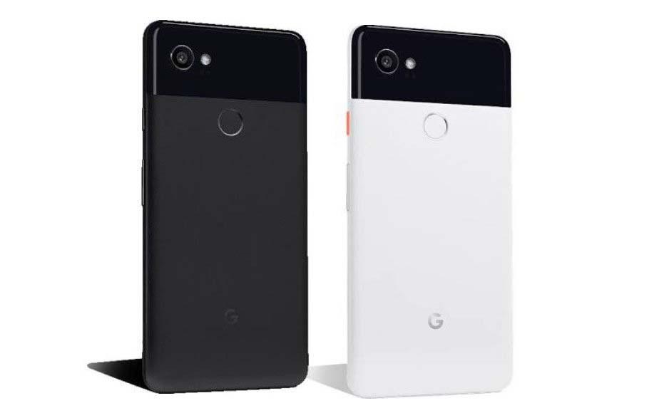 Esta puede ser la primera imagen oficial filtrada del Google Pixel 2 XL