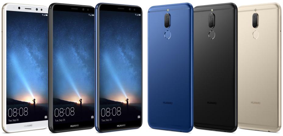 El Huawei Mate 10 Lite será la versión más asequible del nuevo buque insignia de Huawei