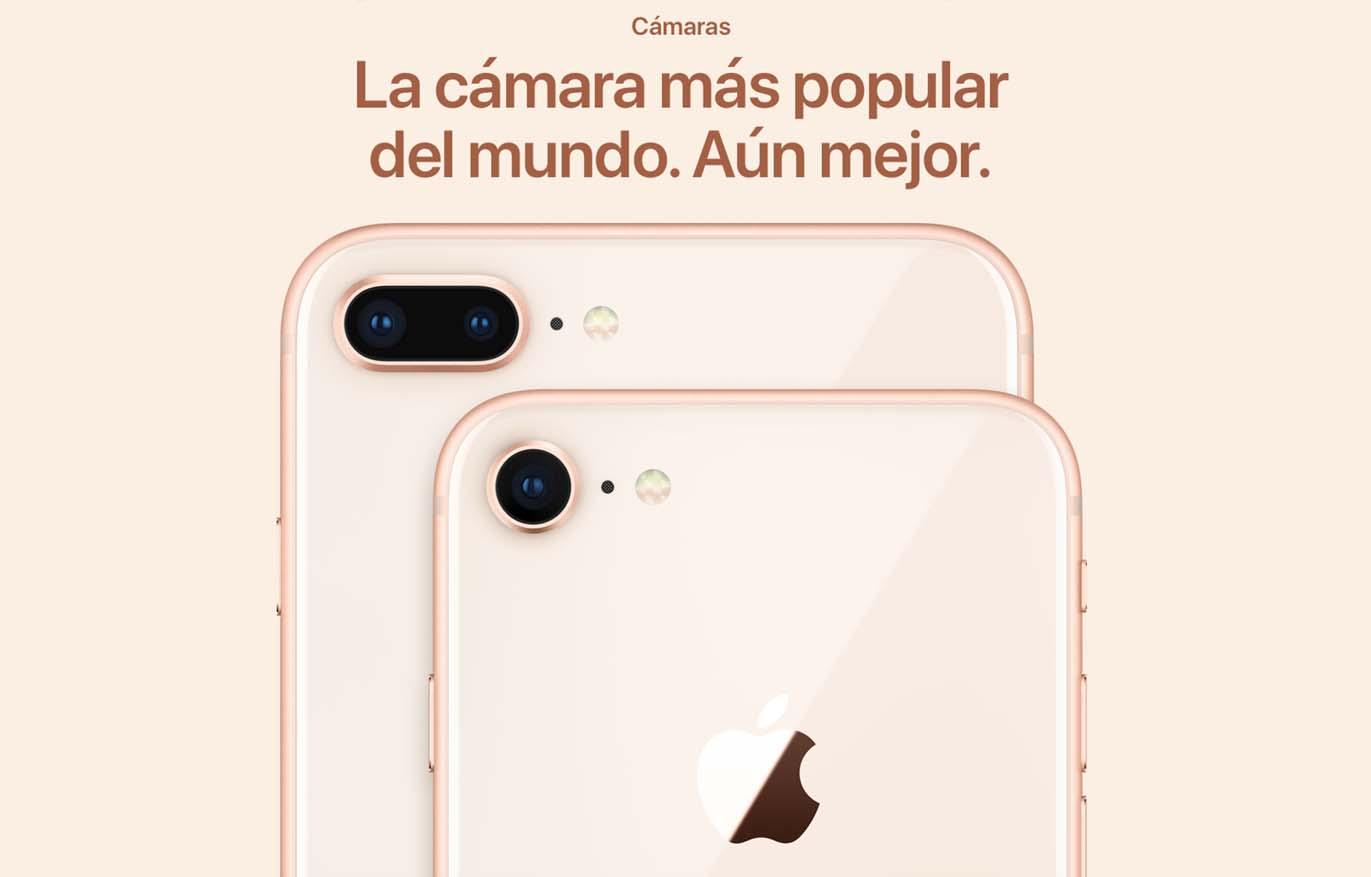 El iPhone 8 Plus tiene una de las mejores cámaras según DxOMark, ¿pero merece la pena frente al iPhone 7 Plus?