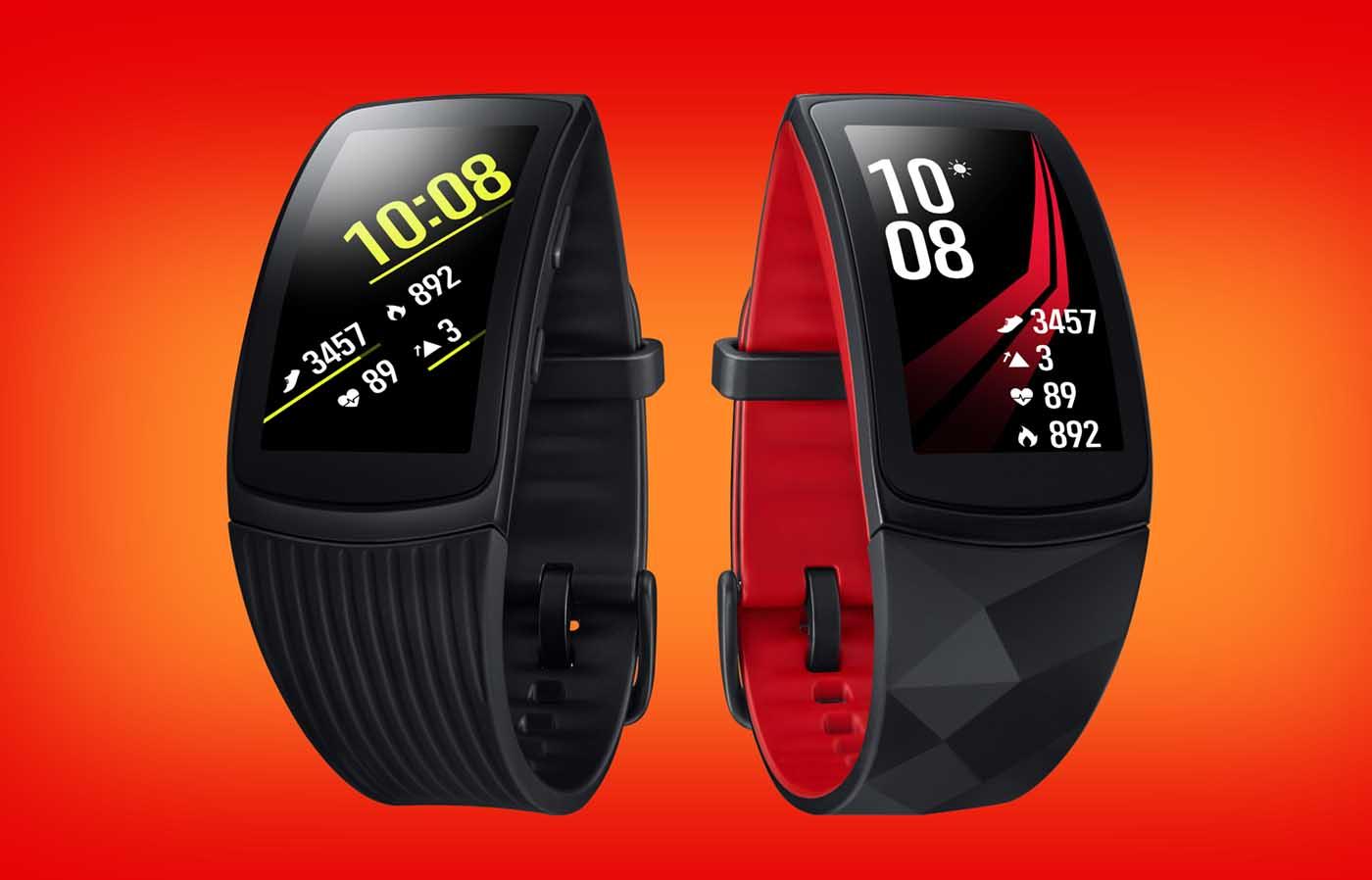 La nueva pulsera Gear Fit 2 Pro de Samsung llega a un precio de 229 euros
