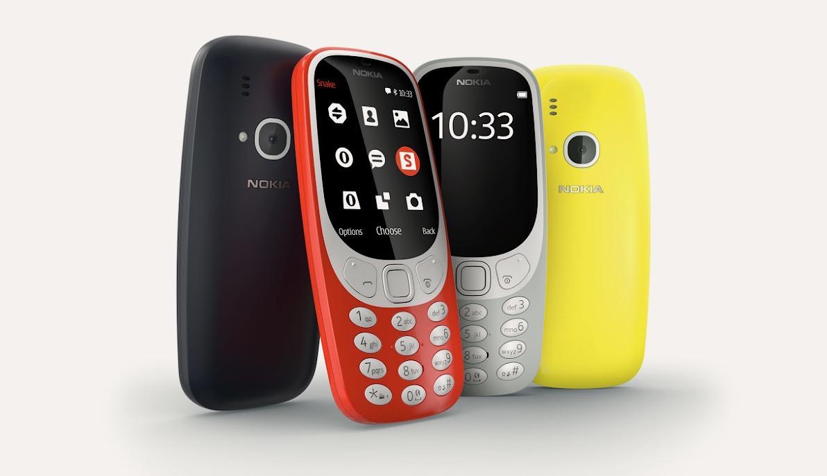 El Nokia 3310 llega ahora con conexión 3G aunque no podrás usar WhatsApp
