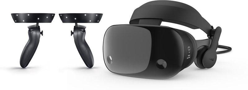 Las nuevas gafas de realidad mixta Samsung Odyssey