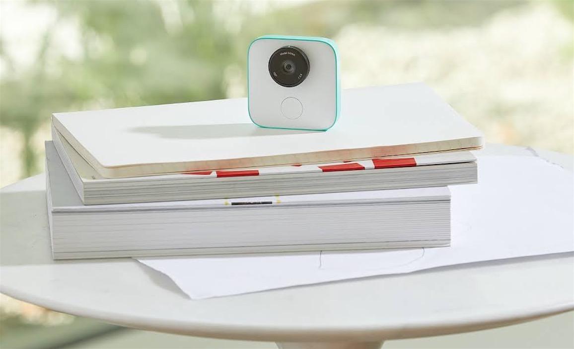 La nueva Camara Google Clips hará fotos usando su inteligencia artificial para encontrar momentos interesantes