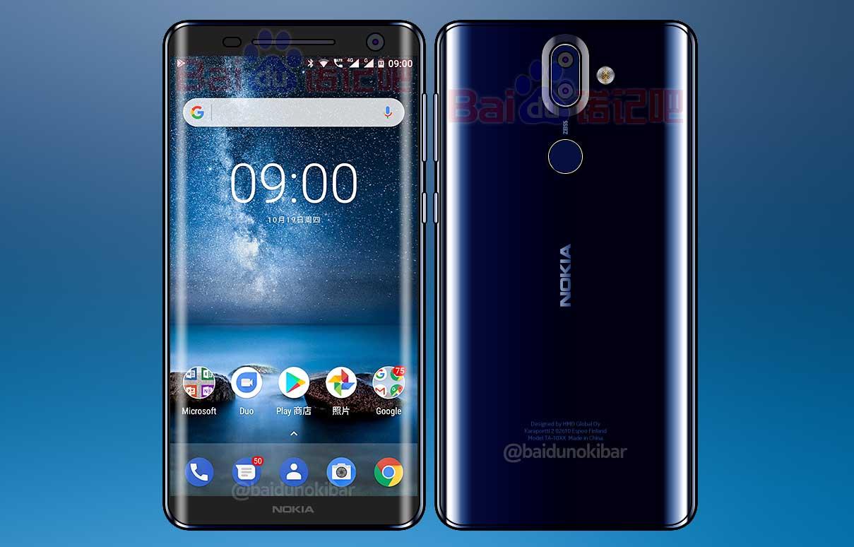 Así podría ser el Nokia 9