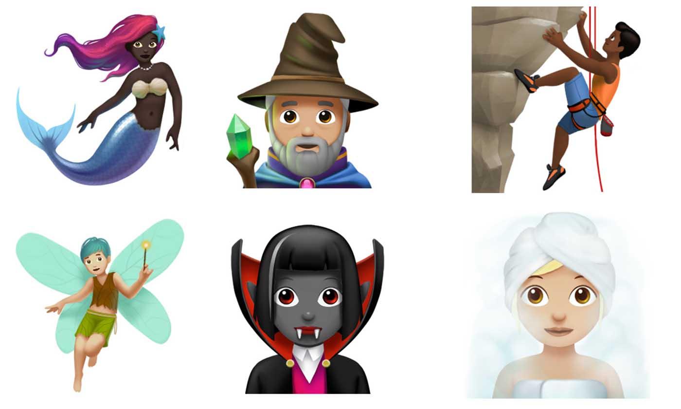 Apple asegura que en breve habrá cientos de nuevos emoji en iOS 11