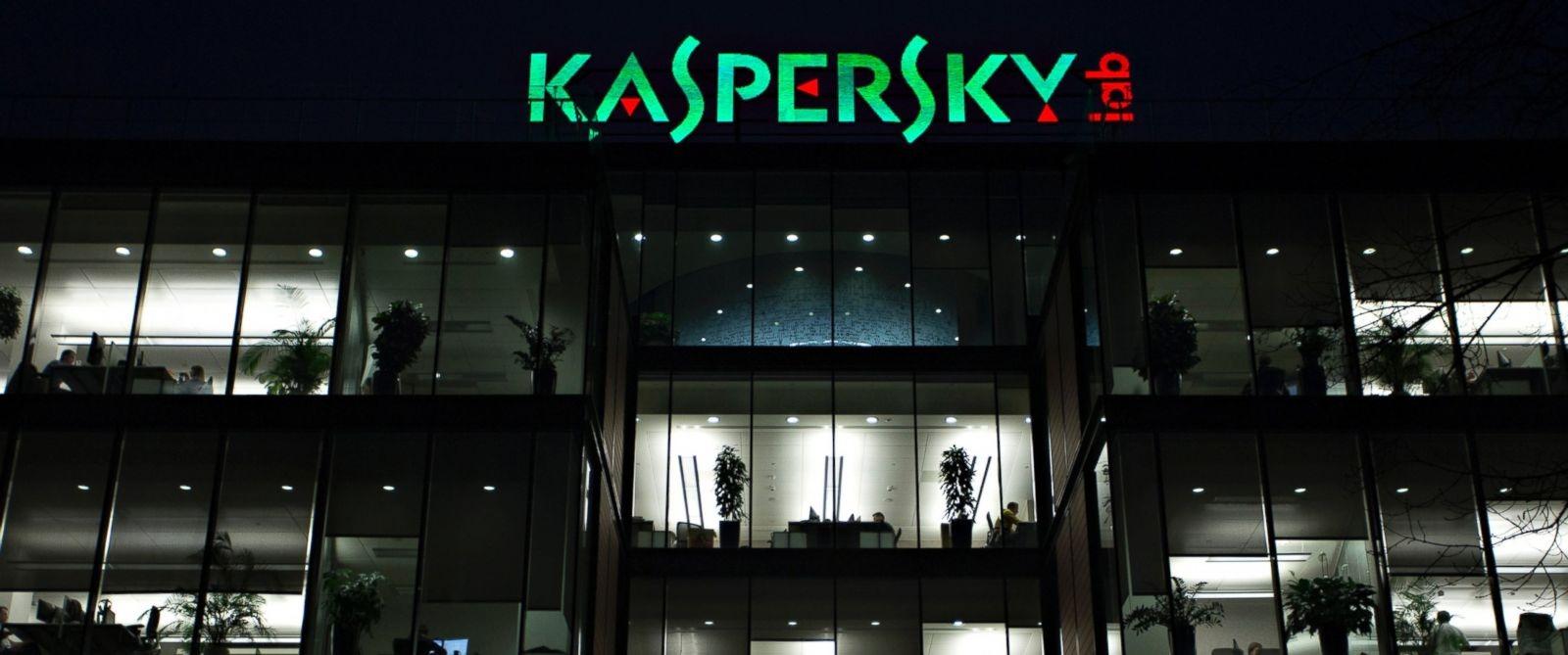 Kaspersky espionaje EEUU Rusia