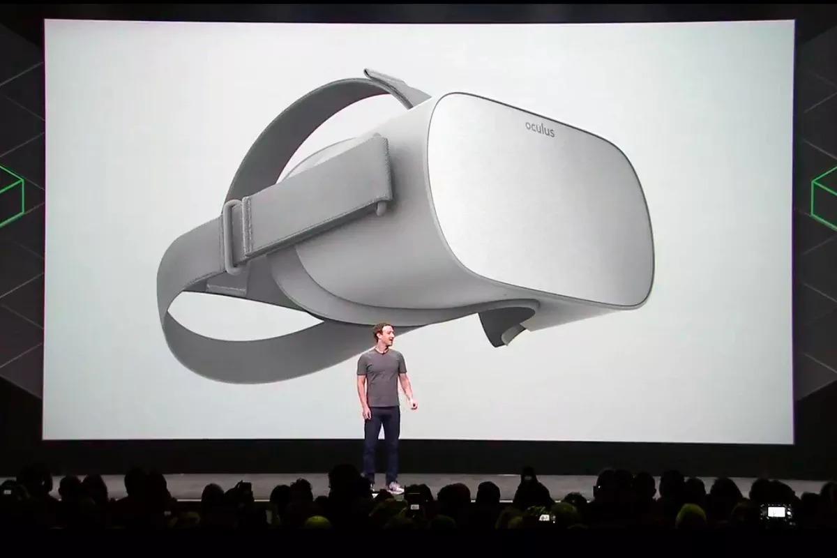 Oculus presenta sus primeras gafas VR autónomas, las Oculus Go que llegarán en 2018 por 200 euros