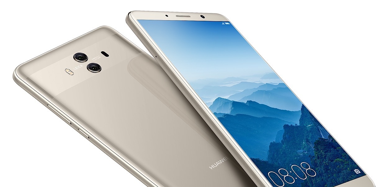 El nuevo Huawei Mate 10