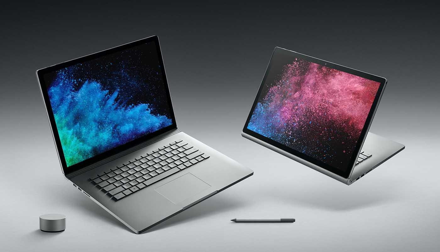 Los nuevos Surface Book 2, lo más avanzado de Microsoft partirá de 1.500 dólares