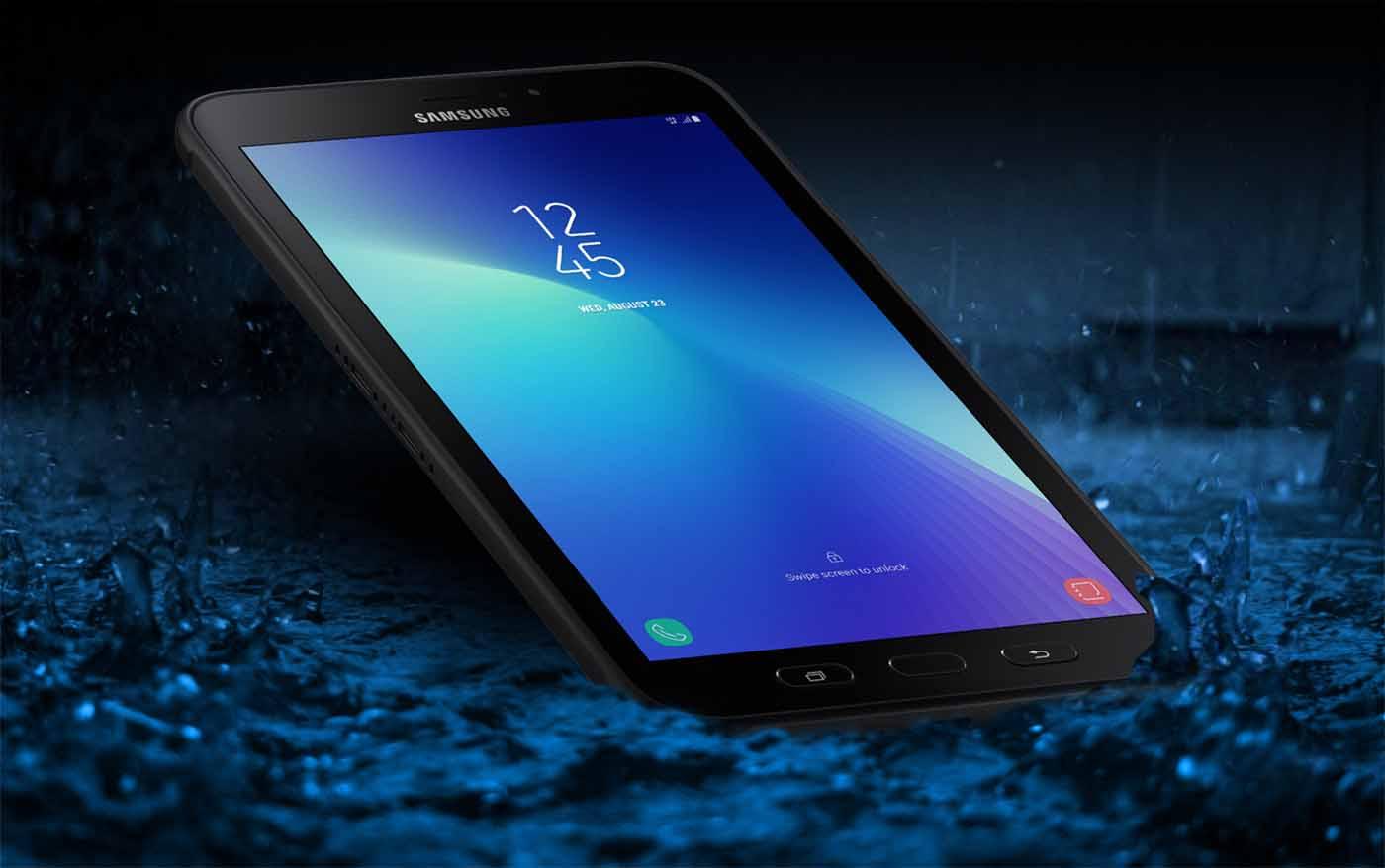 La nueva Galaxy Tab Active de Samsung
