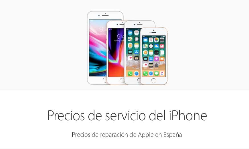Apple ha hecho públicos los precios oficiales de las reparaciones del iPhone X y como puedes imaginar no son económicos