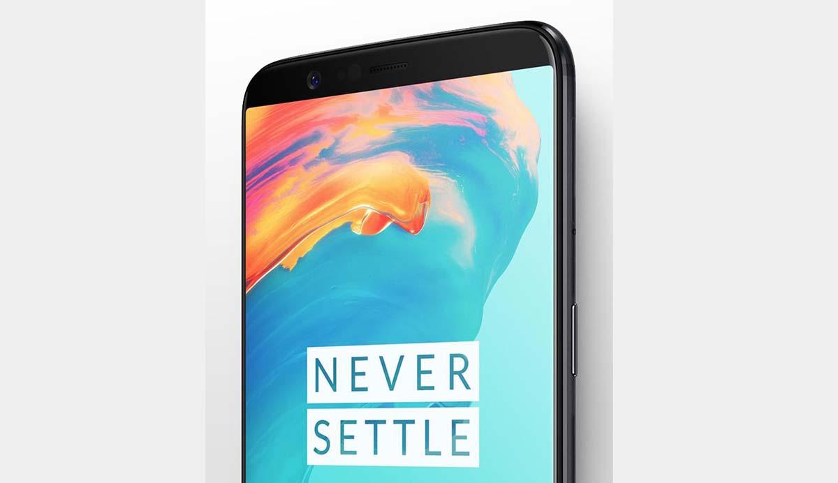 @evleaks confirma el diseño todo pantalla del OnePlus 5T