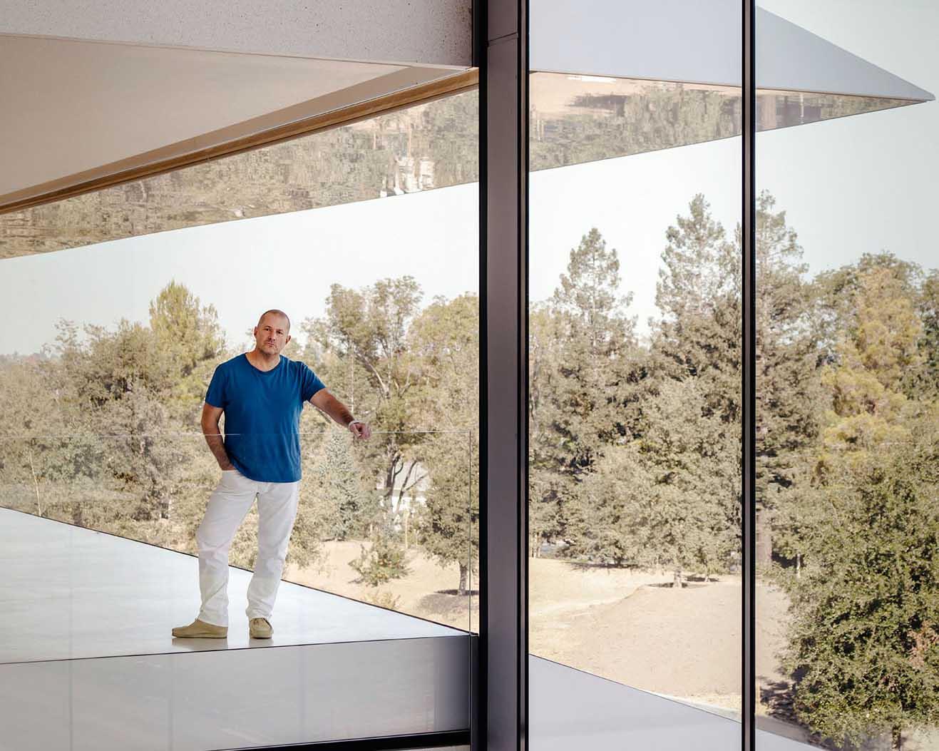 Jonathan Ive, responsable de diseño de Apple