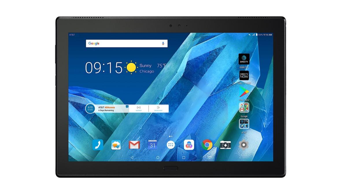 Motorola regresa al mercado de las tabletas con la nueva Moto Tab