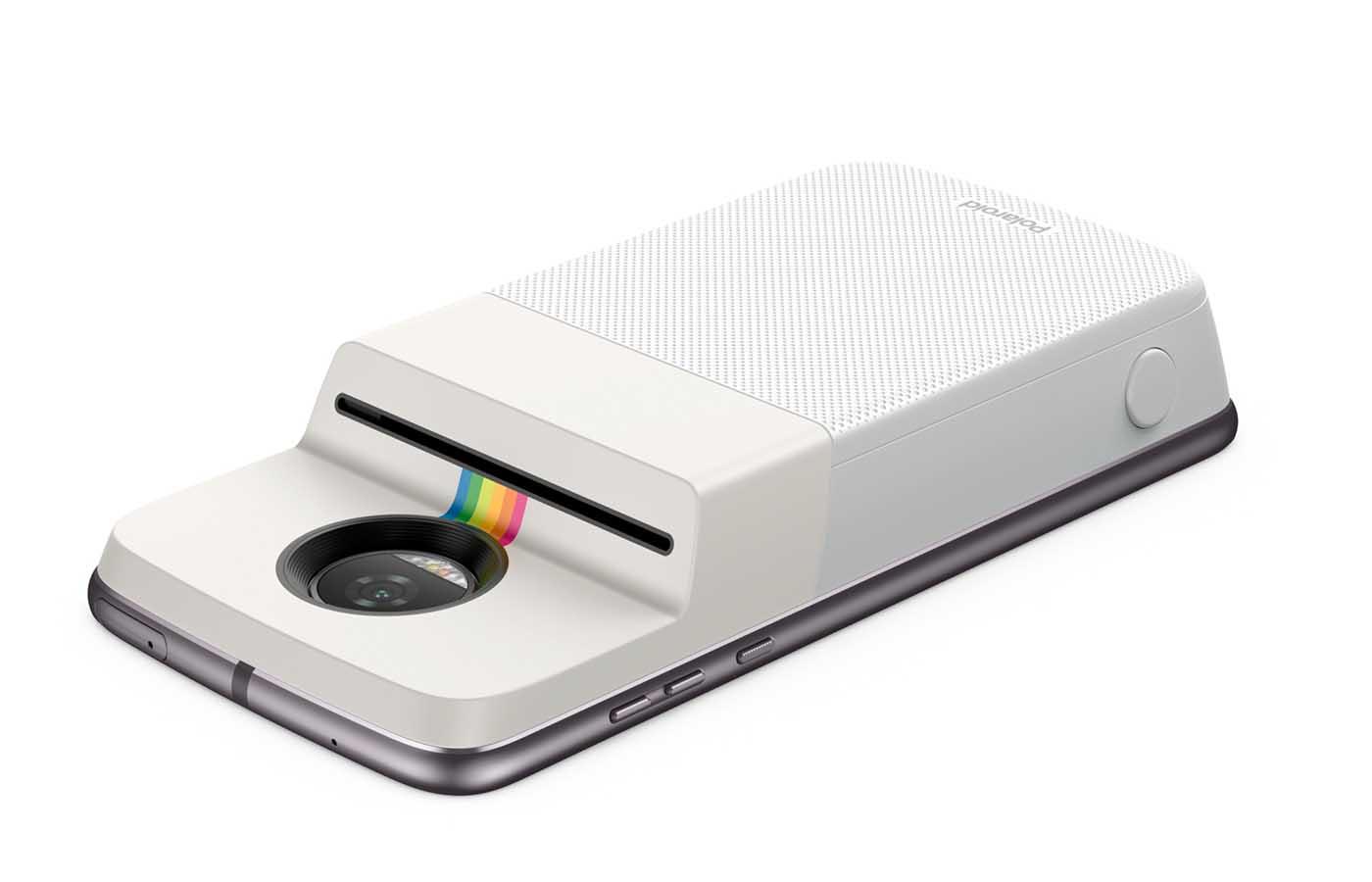 El nuevo Moto Mod Polaroid Insta-Share Printer