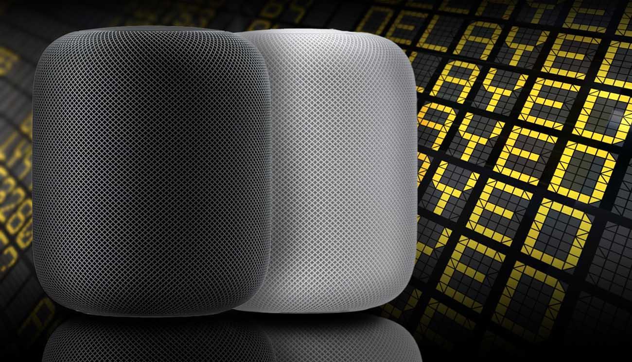 Apple ha confirmado hoy que su altavoz HomePod se retrasa hasta primeros de 2018