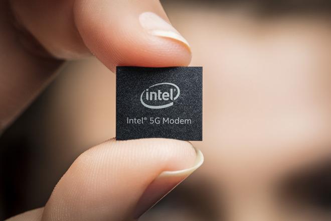Intel ya tiene muy avanzado el desarrollo de los chips que darán conexión 5G a los futuros iPhone