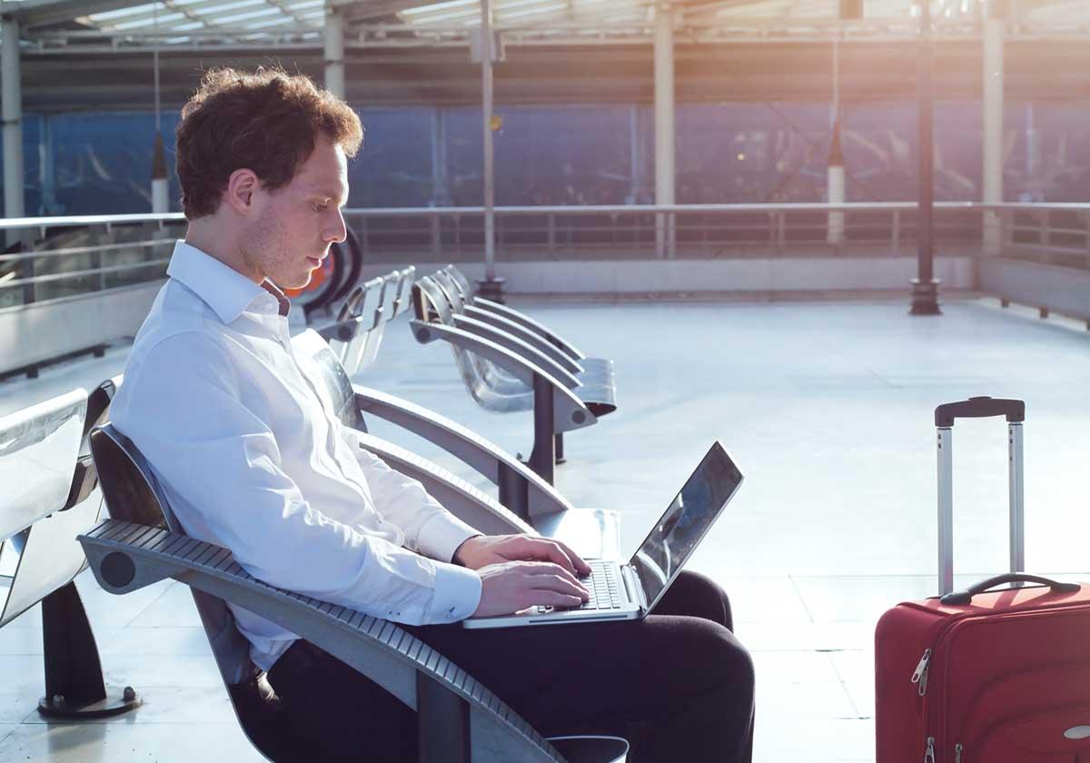 Wi_Fi en el aeropuerto