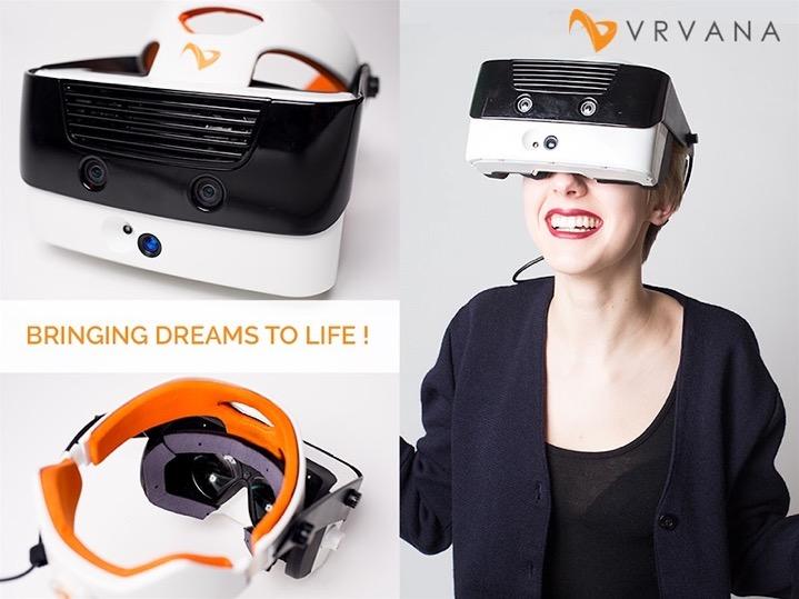 Apple ha adquirido Vrvana para desarrollar sus propias gafas VR