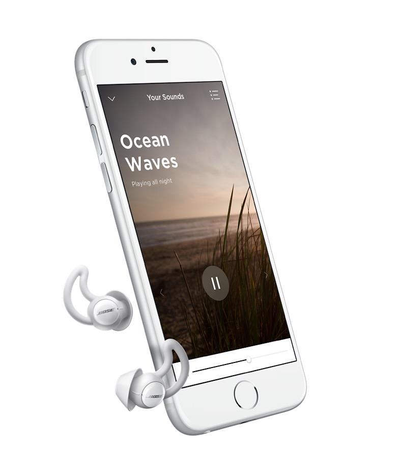 Bose Sleepbuds, unos auriculares hechos para aislarte del ruido y descansar