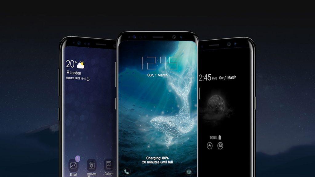 El próximo Galaxy S9 de Samsung tendrá una proporción de pantalla de un 90 por ciento con respecto a la superficie frontal total