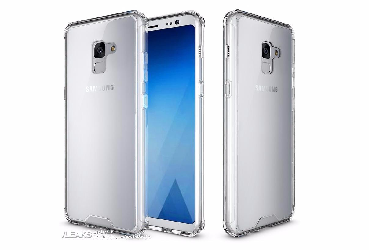 Así serán los Samsung Galaxy A7 2018, la nueva gama media de lujo del fabricante coreano