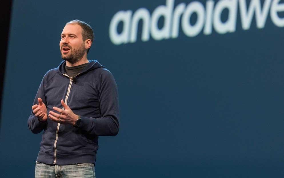 David Singleton, responsable de Android Wear abandona Google
