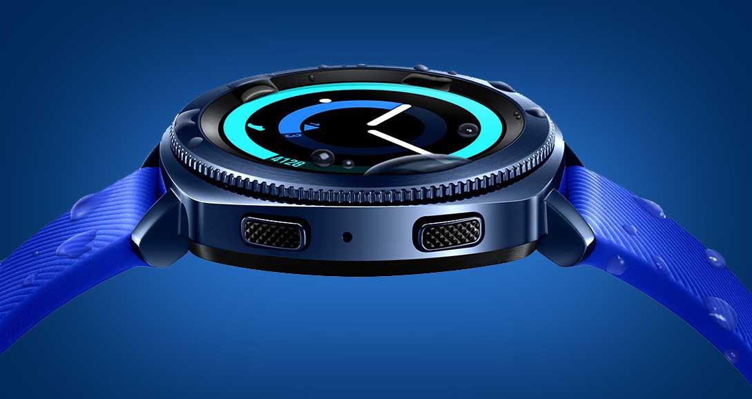 El nuevo reloj Samsung Gear Sport