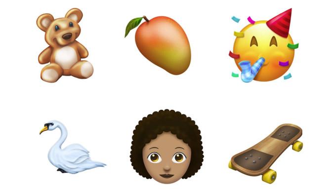 El consorcio Unicode ha presentado ya la lista preliminar de nuevos símbolos emoji que podrían estrenarse en 2018