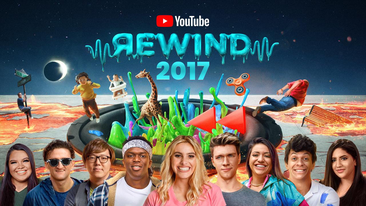 YouTube ha anunciado la lista de los vídeos más populares de 2017