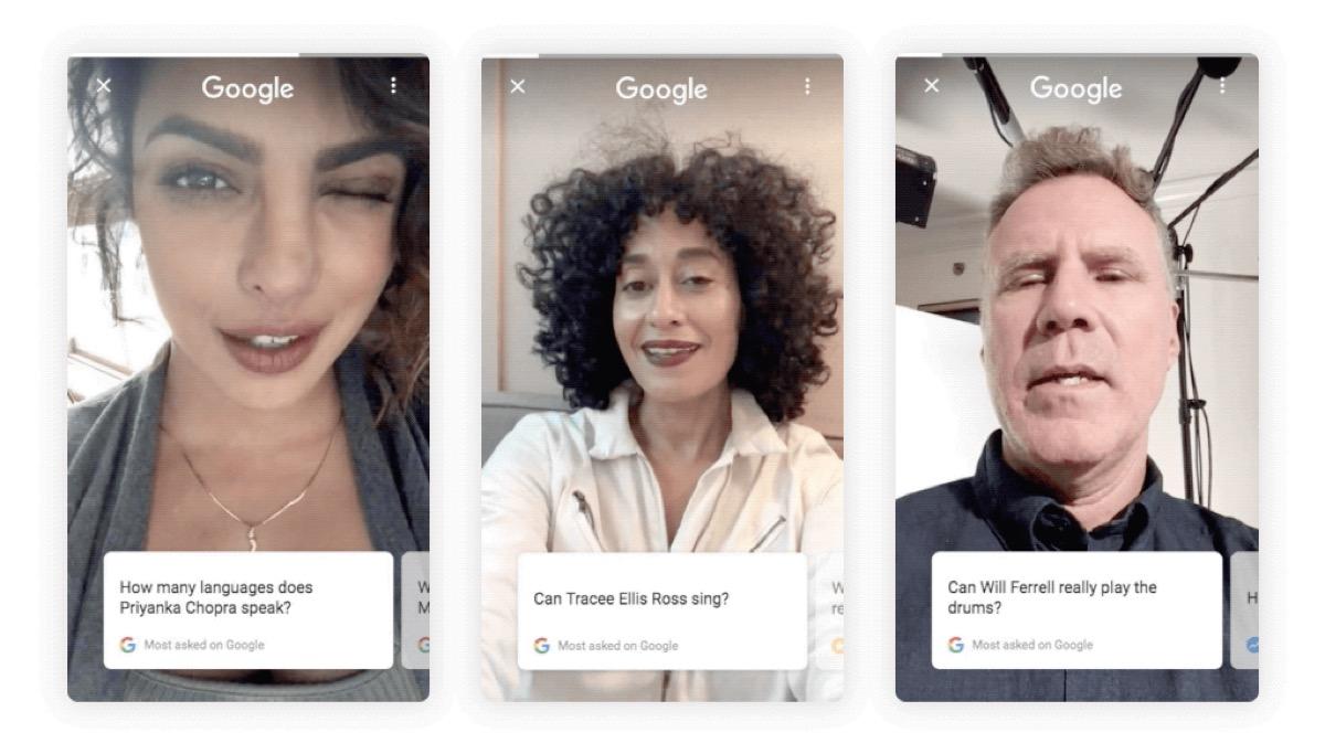 Los famosos responderán ellos mismos a las cuestiones más habituales en Google