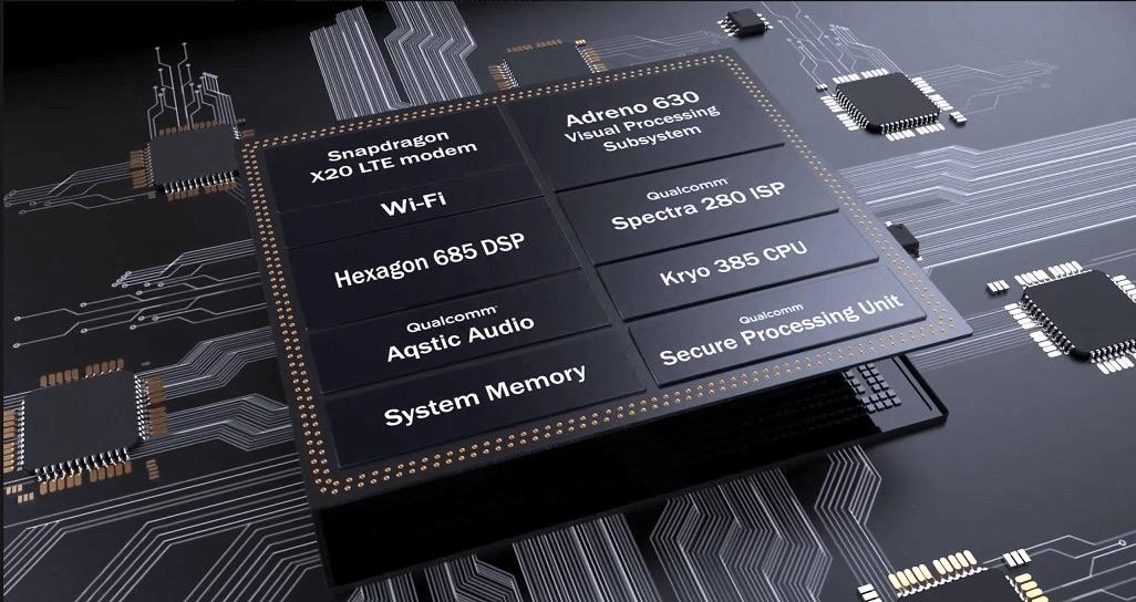 El Snapdragon 845 de Qualcomm traerá consigo muchas más mejoras además de la propia velocidad del procesador