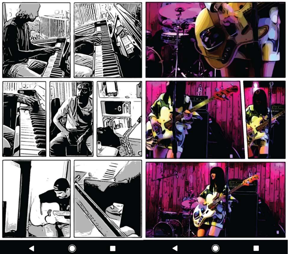Storyboard, de  Google, te permite convertir tus fotos en verdaderas secuencias de cómic dibujabas a mano