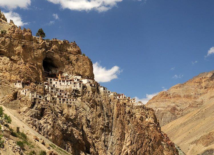 monasterio-phuktal-zanskar