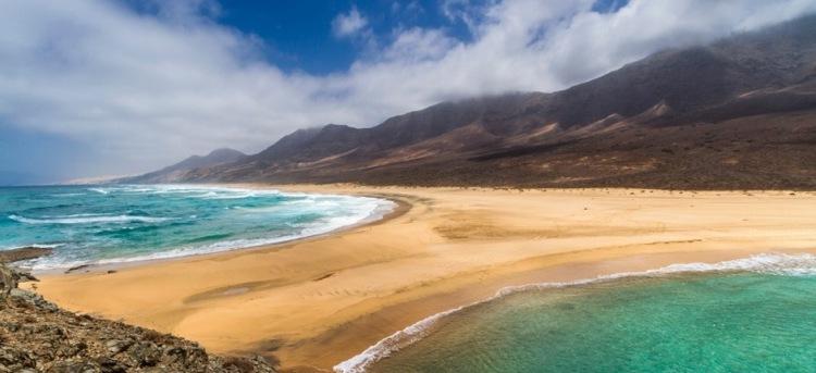 Playas canarias: playa_de_cofete-fuerteventura