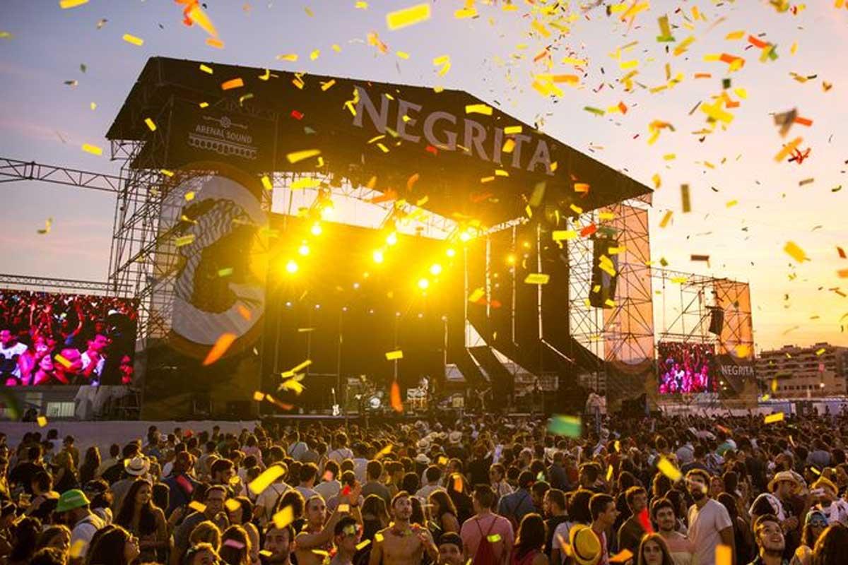 6 festivales de música que no te puedes perder Arenal Sound 2016