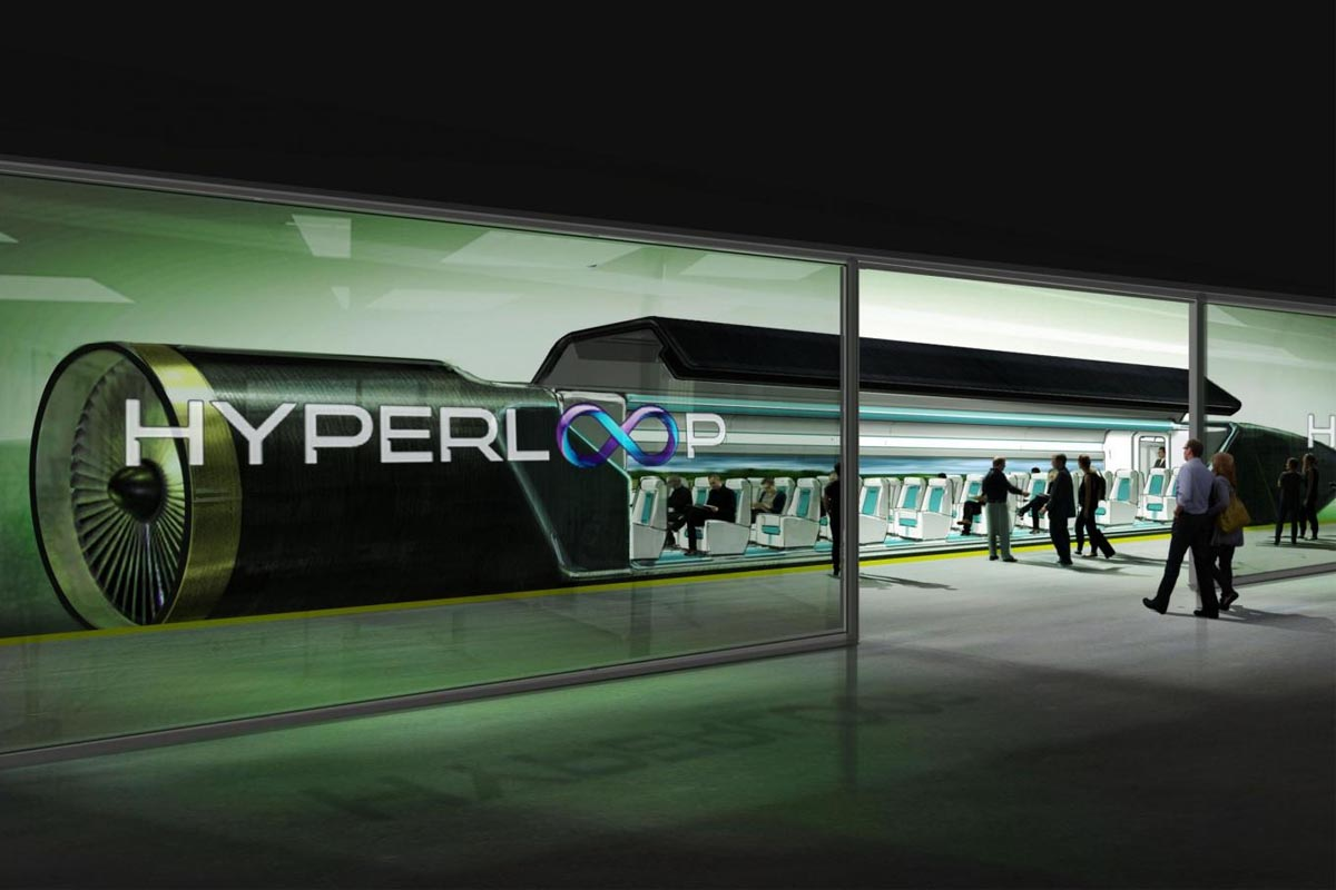 Hyperloop, el tren del futuro