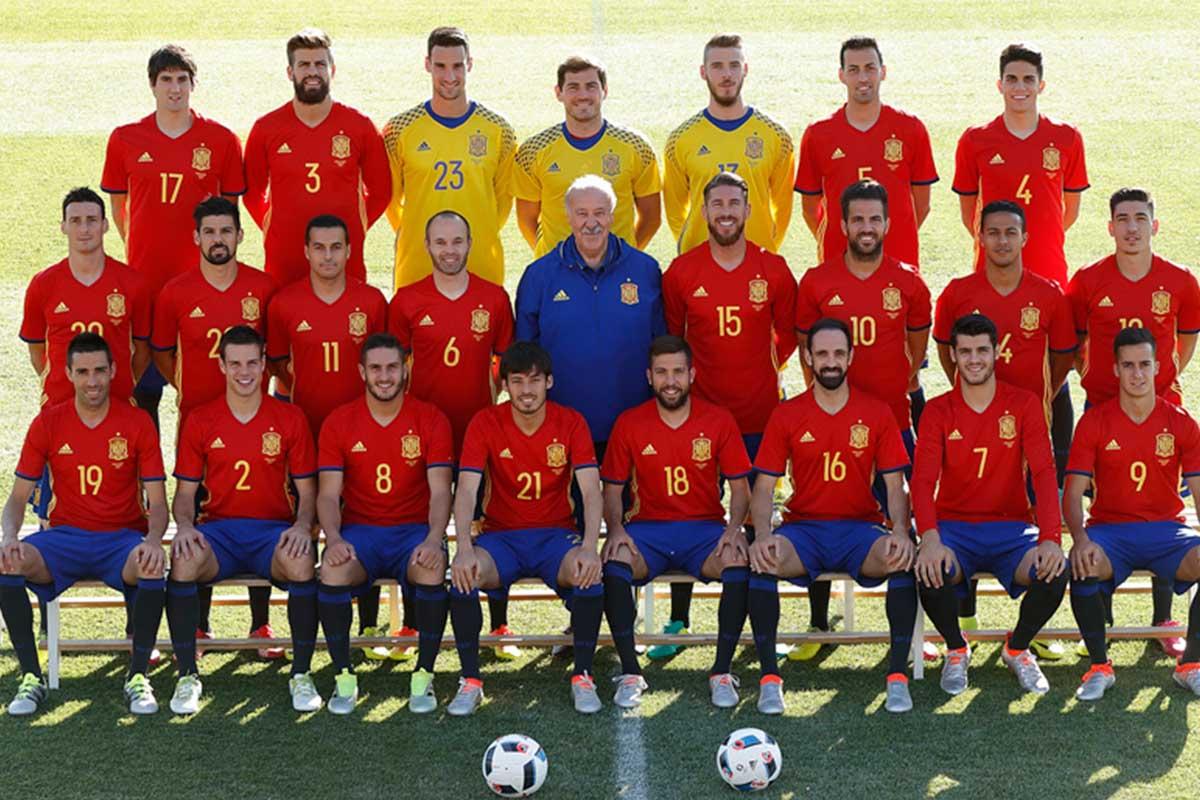 Así es el cuartel general de la Selección en la Eurocopa 2016