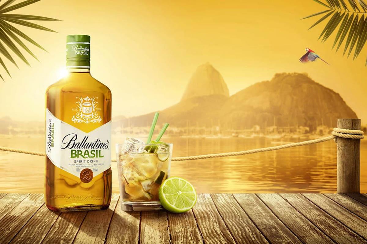 Ballantine's Brasil adelanta el verano