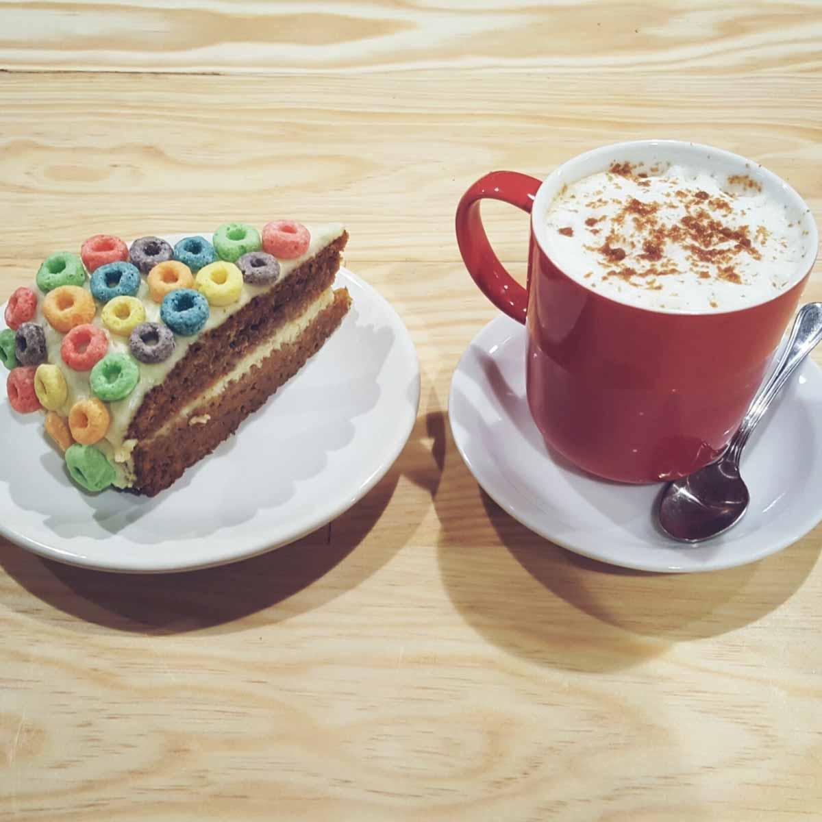 Desayuna (o merienda) los mejores cereales en Cereal Hunters Café