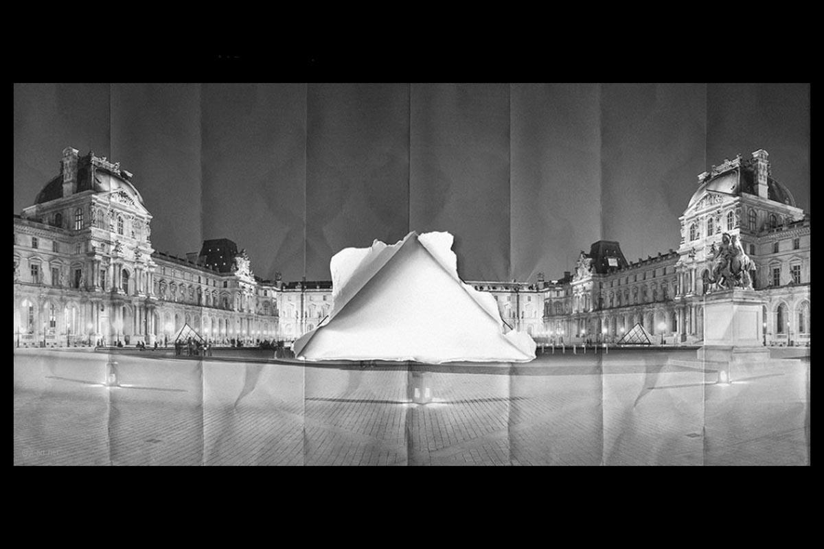 ¿Dónde está el Louvre? ¡Ha desaparecido!
