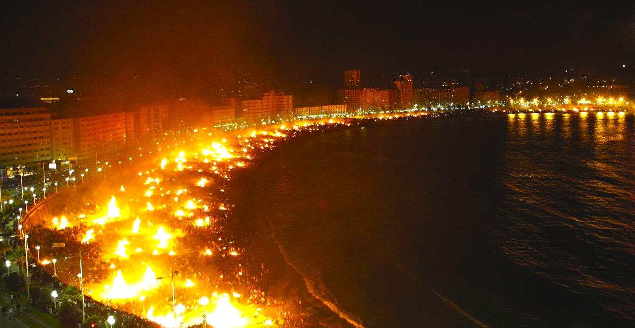 6. Fiestas de San Juan en Soria