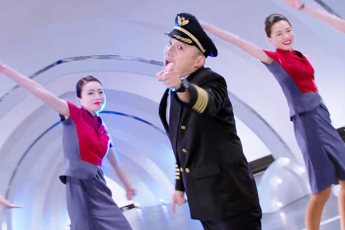 El nuevo anuncio de China Airlines nos deja con la boca abierta