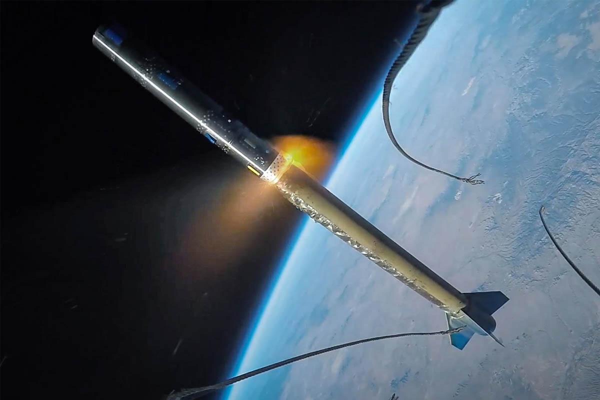 ¿Qué sensaciones se viven al viajar al espacio exterior?