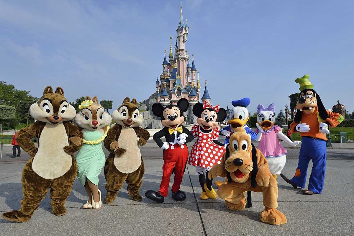 5 razones para que visites Disneyland