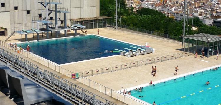 piscinas municipales el o sis en la ciudad