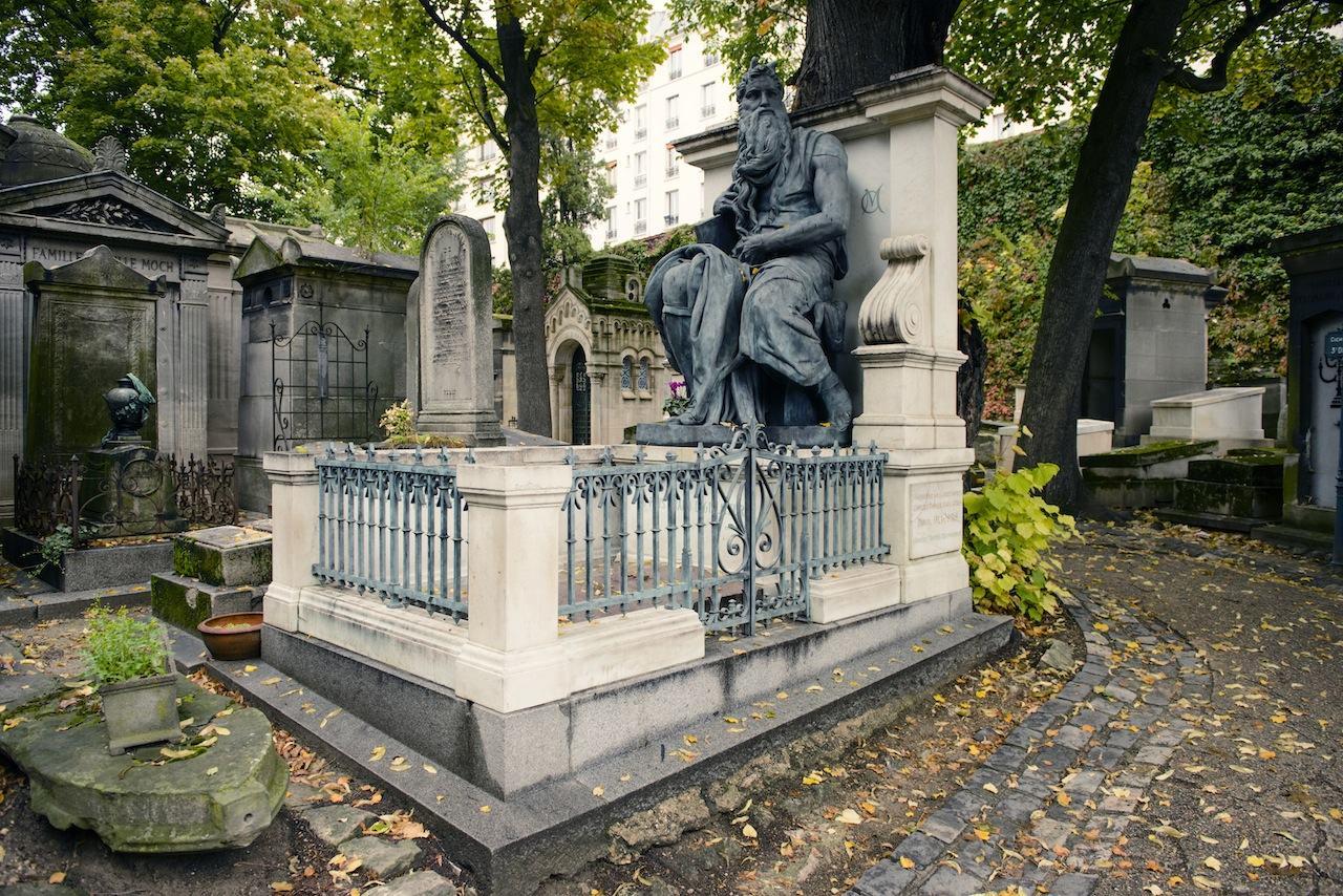 Rutas Por Cementerios, ¿arte O Visita Macabra?