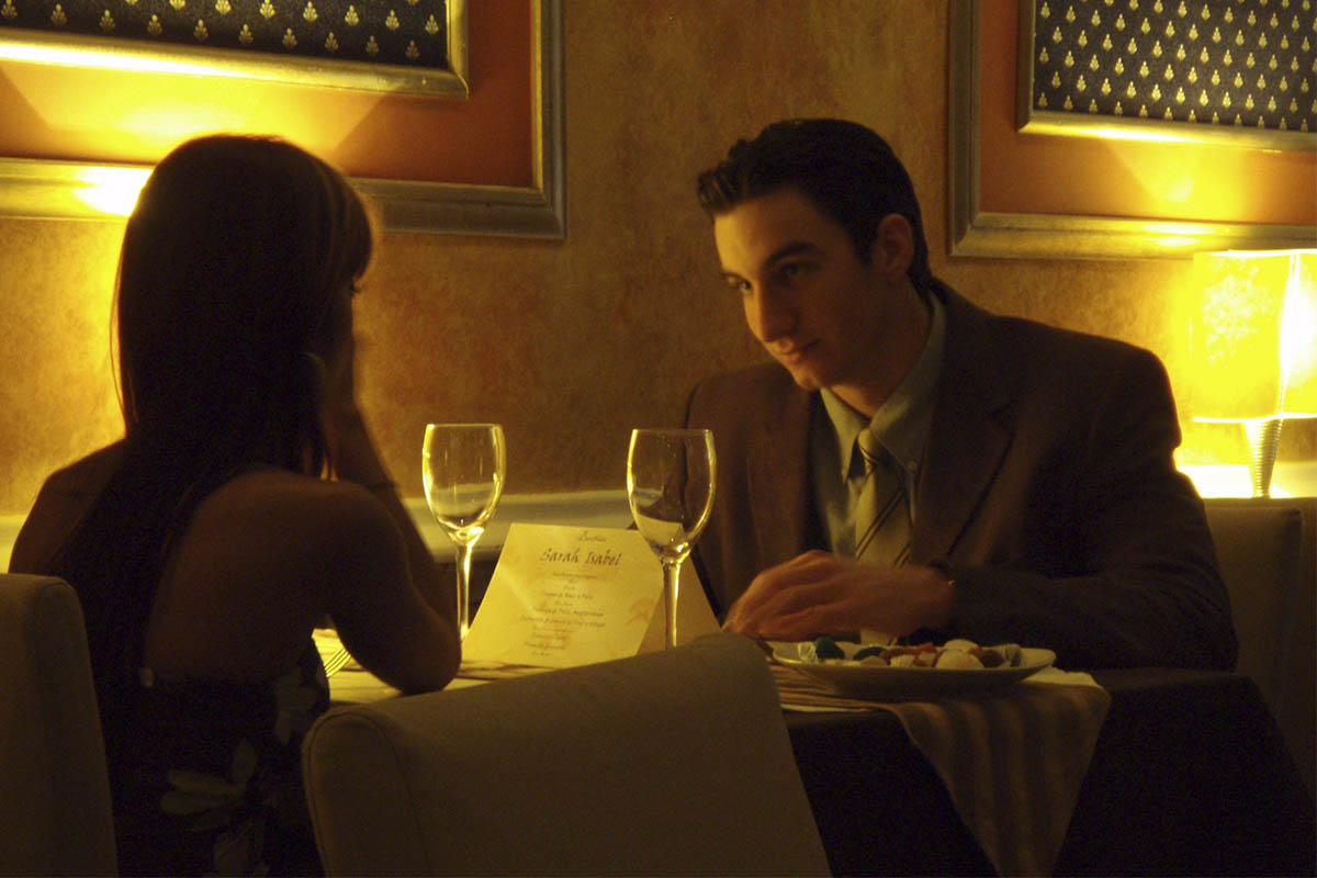 Una cena sin amigos, sin móvil y sin palabras en Silence Meal
